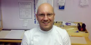 Jonathan Small Podiatrist at Health First Foot & Gait Clinic Southam